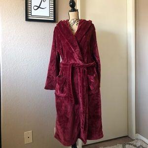 Burgundy Robe